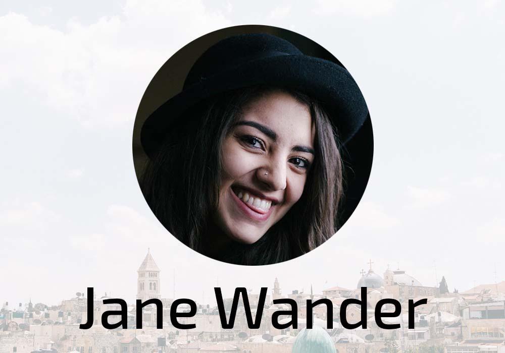 Jane Wander