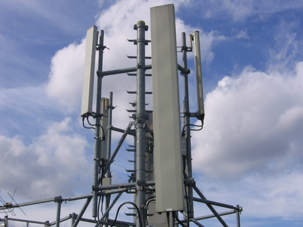 cell phone base station