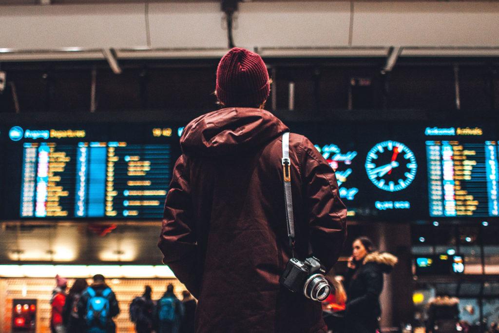 travel tech airport