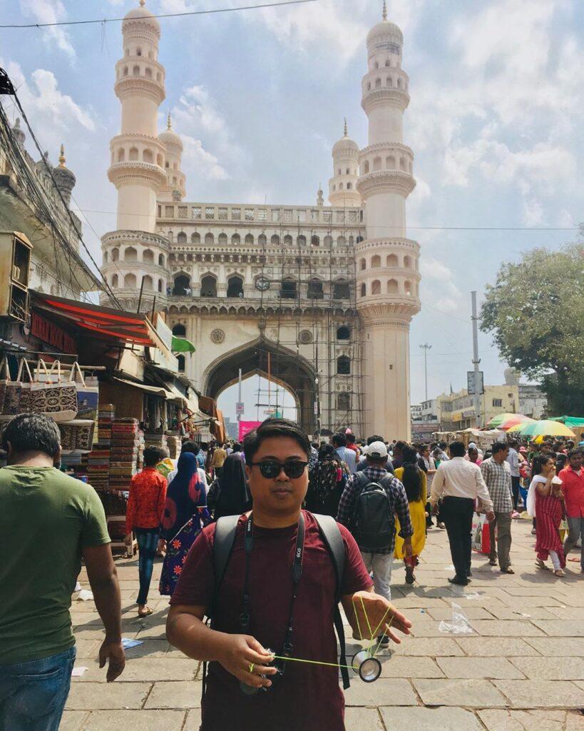 Fajar's Trip to India 2020