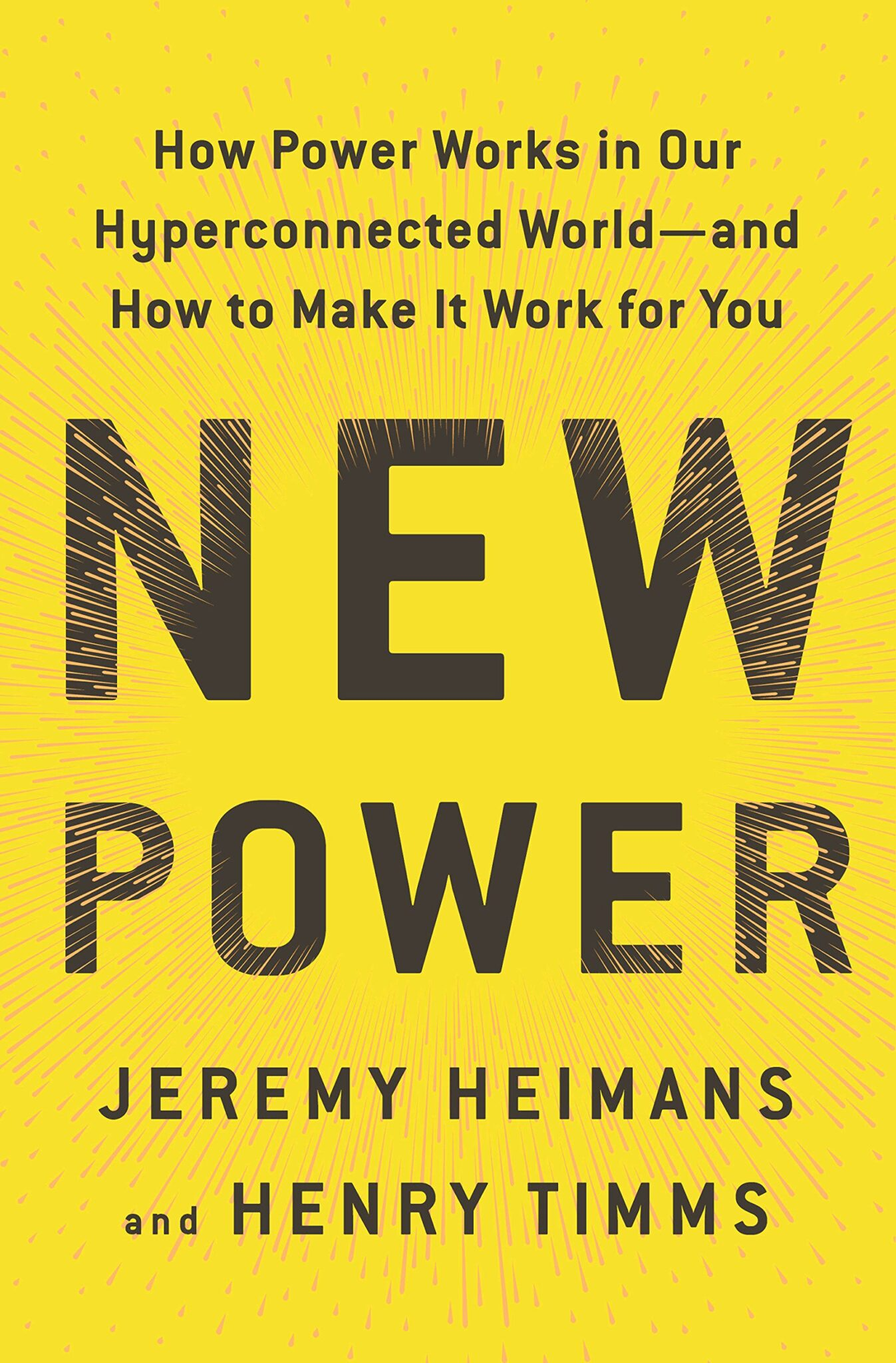 New Power book