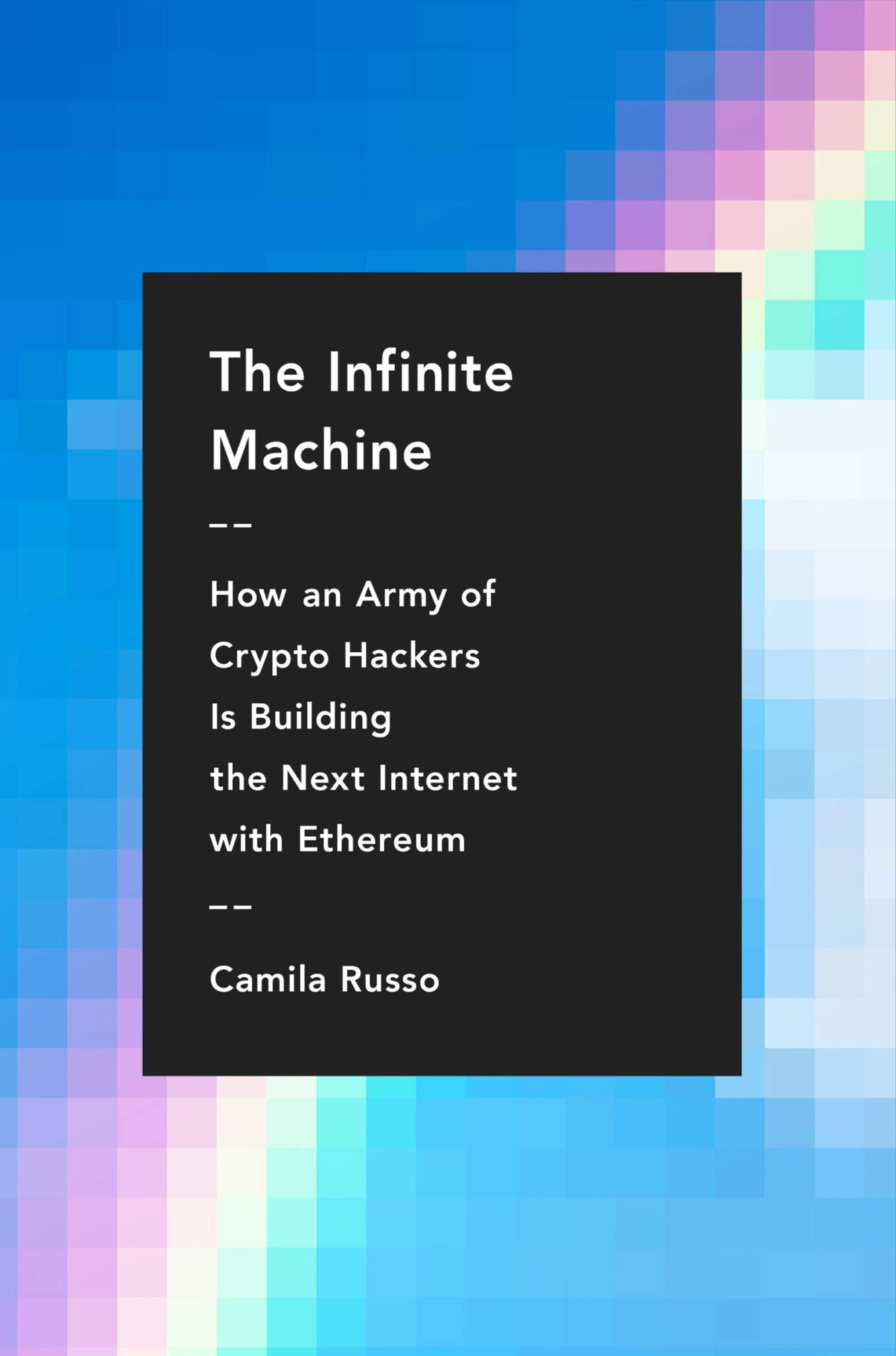 infinite machine book